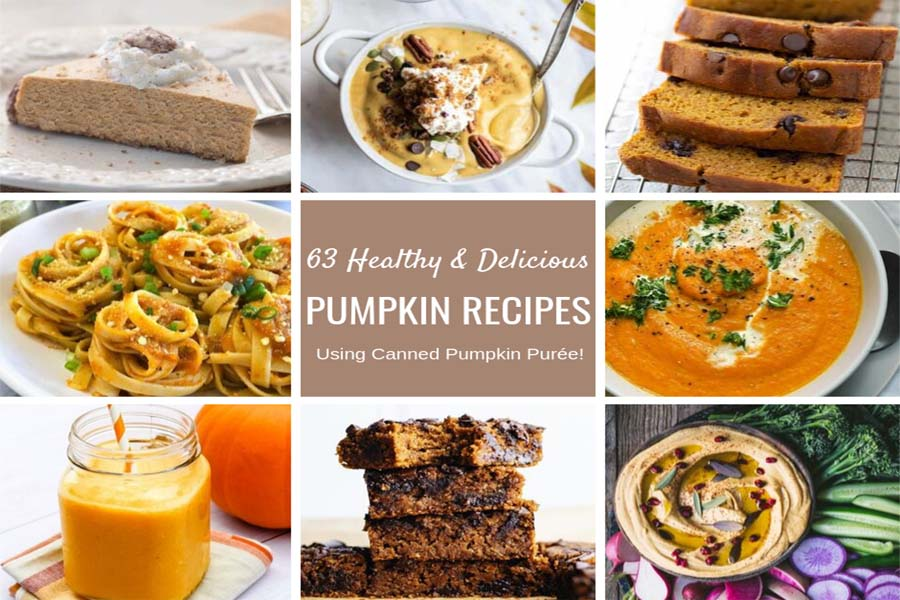 63 Healthy And Delicious Recipes Using Pumpkin Puree Simply Low Cal