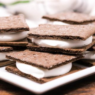 Whipped Topping ice cream sandwiches